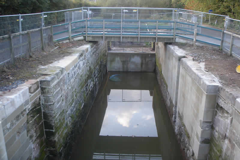 Lock 3 mid construction